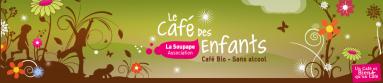 banière café des enfants