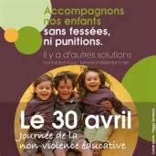 affiche journées de la bienveillance éducative en Isère